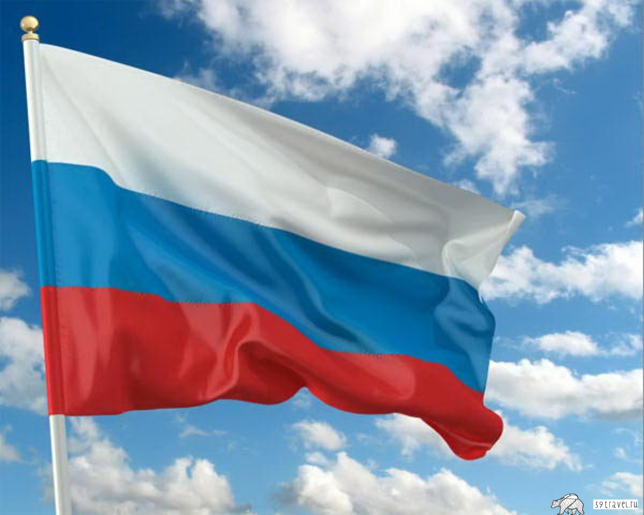 Продажа флагов РФ производится любым ...: www.profflag.ru